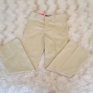 NWT French Toast boy's khaki pants sz 12